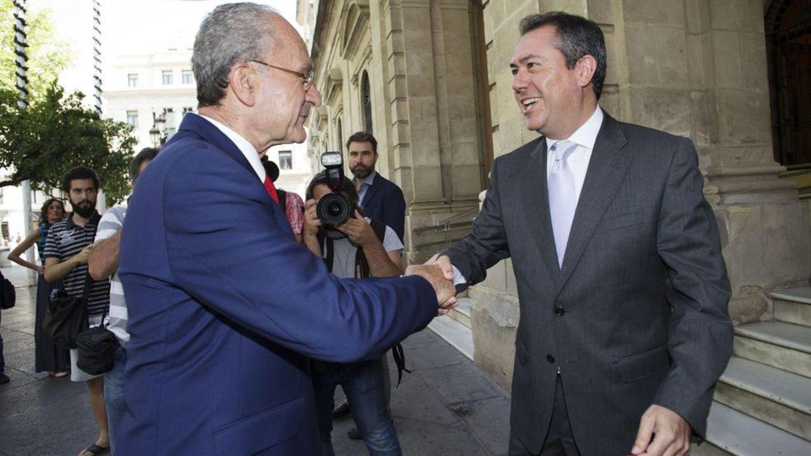 Acuerdo Sevilla Malaga